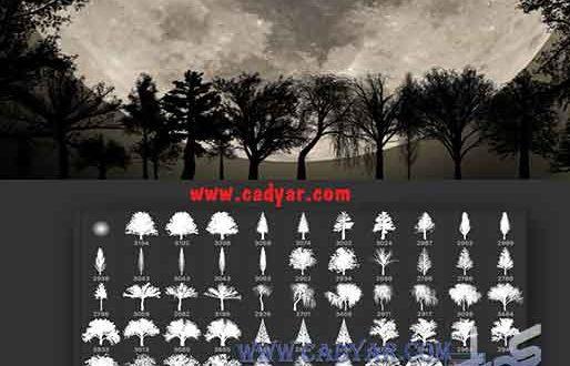 دانلود بیش از 500 براش برای فتوشاپ